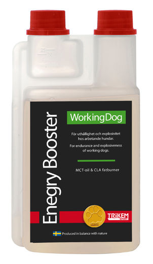 Trikem WorkingDog Energy Booster, 500 ml