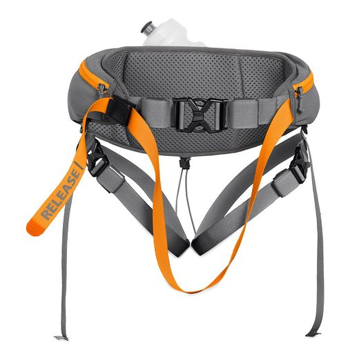 RuffWear Vetovyö Omnijore Hip Belt, Orange Poppy